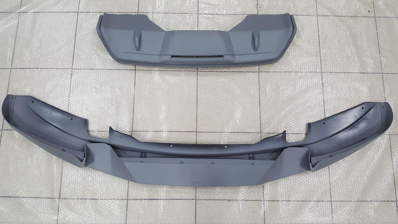 Обвес Dynamic для BMW X6 F16